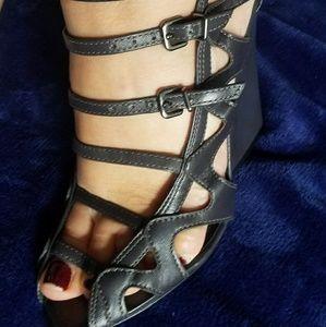 Schultz Strap Sandals 5.5 (35.5 EUR)
